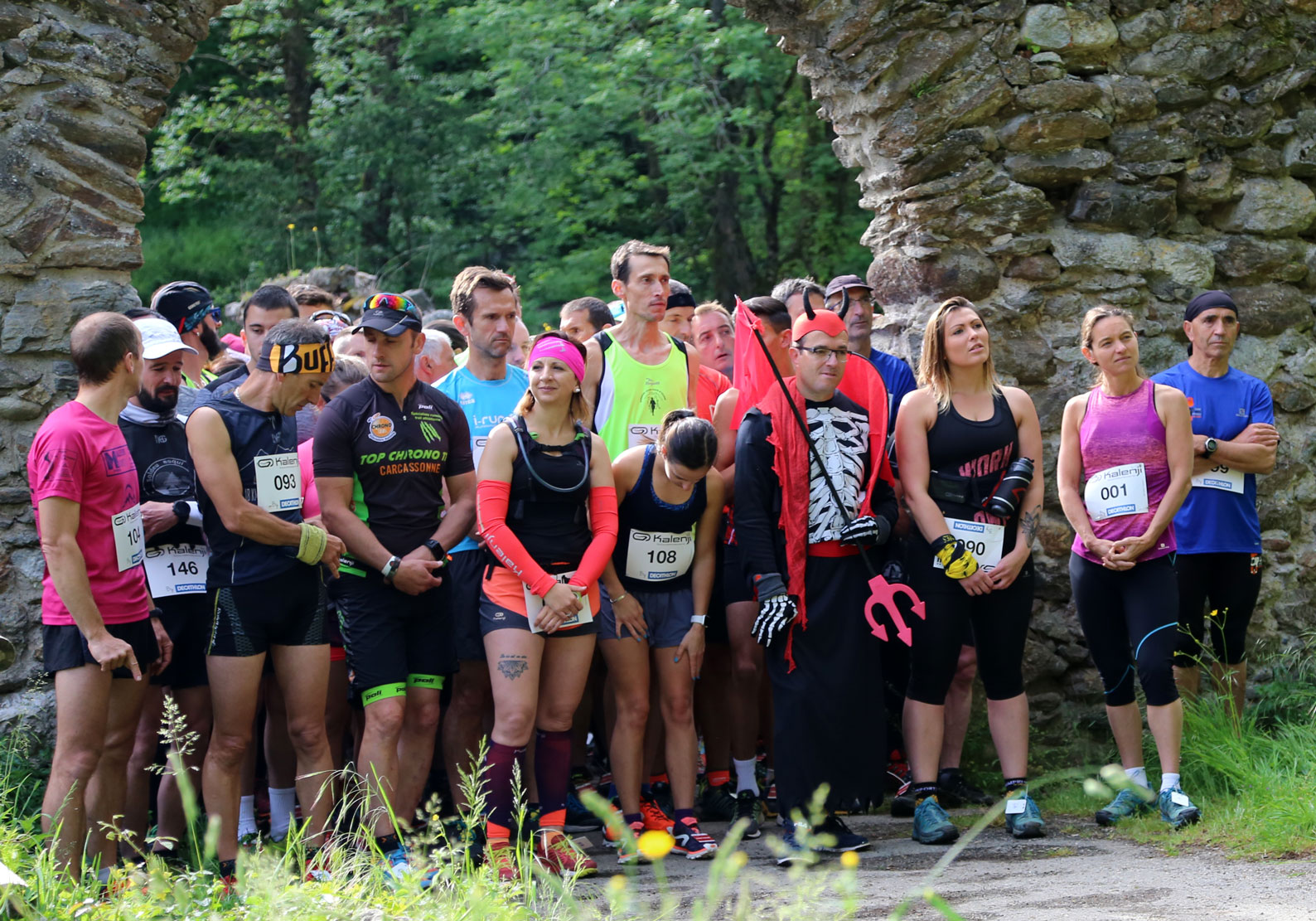 Resultats Le Diable Et Les Gardes Du Clocher Midi Run