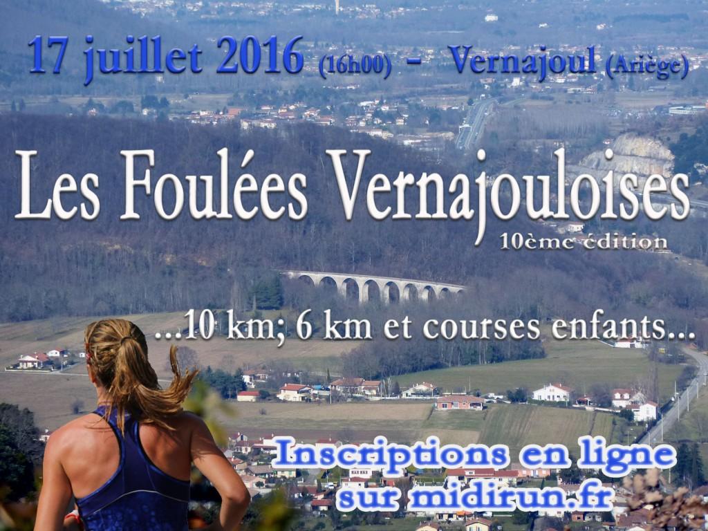 Foullées-Vernajouloises